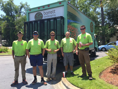Landscaping Jobs In Savannah Ga Barrett Landscaping Careers